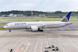 Y-Kenzoさんが、成田国際空港で撮影したユナイテッド航空 787-9の航空フォト(飛行機 写真・画像)