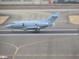 F.YUKIHIDEさんが、名古屋飛行場で撮影した航空自衛隊 U-125A(Hawker 800)の航空フォト(飛行機 写真・画像)
