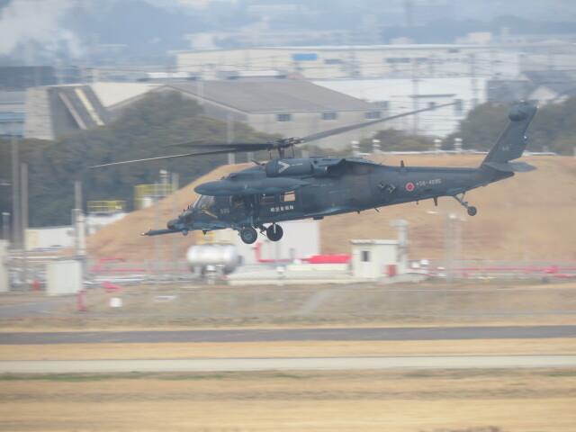 F.YUKIHIDEさんが、名古屋飛行場で撮影した航空自衛隊 UH-60Jの航空フォト(飛行機 写真・画像)