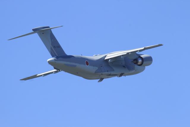 TAK_HND_NRTさんが、米子空港で撮影した航空自衛隊 C-2の航空フォト(飛行機 写真・画像)