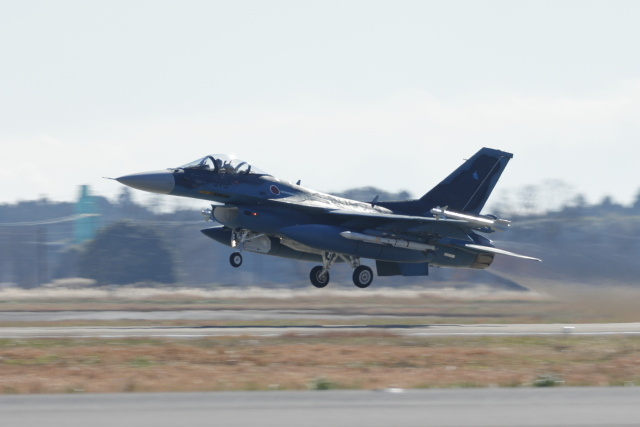 miy14056さんが、茨城空港で撮影した航空自衛隊 F-2Aの航空フォト(飛行機 写真・画像)