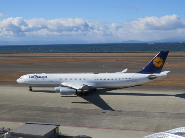 F.YUKIHIDEさんが、中部国際空港で撮影したルフトハンザドイツ航空 A340-313Xの航空フォト(飛行機 写真・画像)