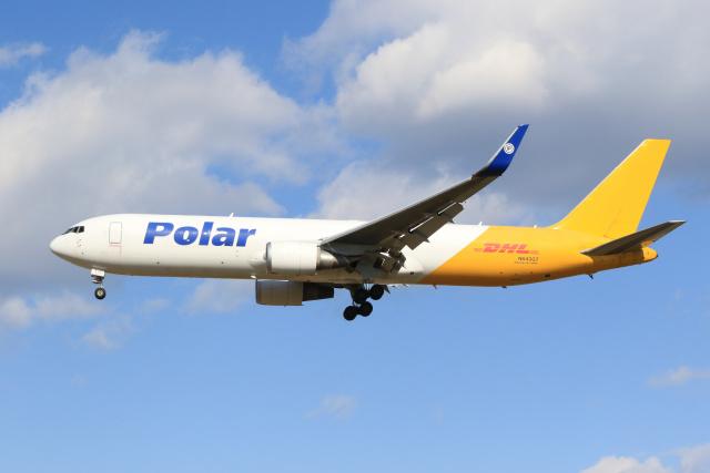 inyoさんが、成田国際空港で撮影したポーラーエアカーゴ 767-3JHF(ER)の航空フォト(飛行機 写真・画像)
