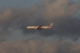 Hi.KOKIさんが、成田国際空港で撮影したエミレーツ航空 777-31H/ERの航空フォト(飛行機 写真・画像)