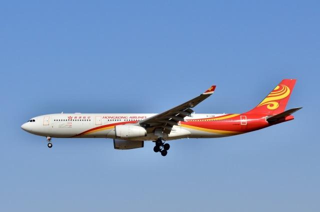 航空フォト:B-LNM 香港航空