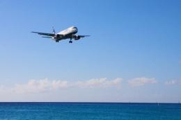 Hiro-hiroさんが、プリンセス・ジュリアナ国際空港で撮影したジェットブルー A320-232の航空フォト(飛行機 写真・画像)
