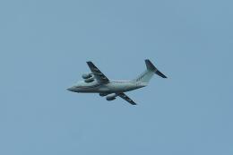 yabyanさんが、アムステルダム・スキポール国際空港で撮影したシティジェット Avro 146-RJ85の航空フォト(飛行機 写真・画像)
