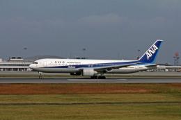 Gambardierさんが、高松空港で撮影した全日空 767-381/ERの航空フォト(飛行機 写真・画像)