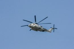 ゆーすきんさんが、厚木飛行場で撮影した海上自衛隊 MH-53Eの航空フォト(飛行機 写真・画像)