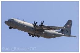 KOKI_ANA-Brussels767さんが、横田基地で撮影したアメリカ空軍 C-130J-30 Herculesの航空フォト(飛行機 写真・画像)