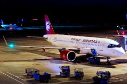 让开我先飞さんが、ハルビン太平国際空港で撮影した吉祥航空 A320-271Nの航空フォト(飛行機 写真・画像)