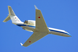 AWACSさんが、入間飛行場で撮影した航空自衛隊 U-4 Gulfstream IV (G-IV-MPA)の航空フォト(飛行機 写真・画像)
