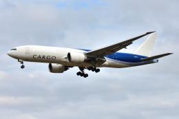 saoya_saodakeさんが、成田国際空港で撮影したサザン・エア 777-F16の航空フォト(飛行機 写真・画像)