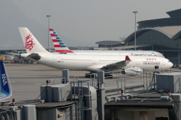 yabyanさんが、香港国際空港で撮影したキャセイドラゴン A330-343Xの航空フォト(飛行機 写真・画像)