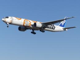 トタさんが、成田国際空港で撮影した全日空 777-381/ERの航空フォト(飛行機 写真・画像)