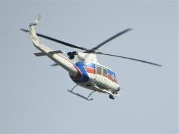 いねねさんが、名古屋飛行場で撮影した国土交通省 地方整備局 412EPの航空フォト(飛行機 写真・画像)