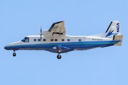 KoshiTomoさんが、成田国際空港で撮影した新中央航空 Do 228-212 NGの航空フォト(飛行機 写真・画像)