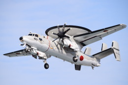SYさんが、岐阜基地で撮影した航空自衛隊 E-2C Hawkeyeの航空フォト(飛行機 写真・画像)