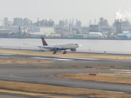 チャンギーVさんが、羽田空港で撮影したデルタ航空 A330-941の航空フォト(飛行機 写真・画像)