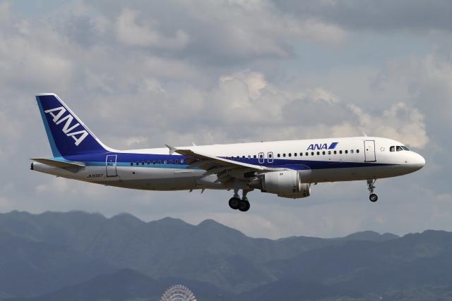 ☆H・I・J☆さんが、関西国際空港で撮影した全日空 A320-211の航空フォト(飛行機 写真・画像)