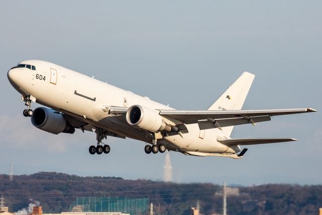 T spotterさんが、名古屋飛行場で撮影した航空自衛隊 767-2FK/ERの航空フォト(飛行機 写真・画像)