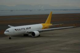 カメラマンあきさんが、中部国際空港で撮影したチャイナエアライン 777-Fの航空フォト(飛行機 写真・画像)