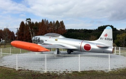 asuto_fさんが、メタセの杜で撮影した航空自衛隊 T-33Aの航空フォト(飛行機 写真・画像)