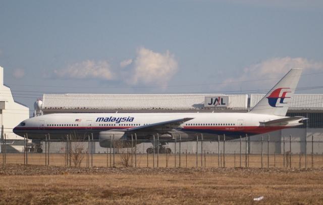 木人さんが、成田国際空港で撮影したマレーシア航空 777-2H6/ERの航空フォト(飛行機 写真・画像)