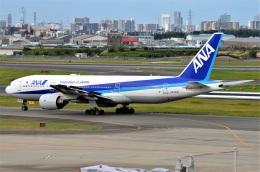 amagoさんが、伊丹空港で撮影した全日空 777-281/ERの航空フォト(飛行機 写真・画像)
