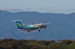 pringlesさんが、長崎空港で撮影したオリエンタルエアブリッジ DHC-8-201Q Dash 8の航空フォト(飛行機 写真・画像)