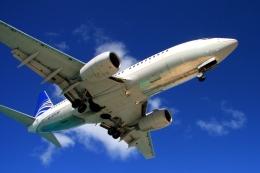 Hiro-hiroさんが、プリンセス・ジュリアナ国際空港で撮影したコパ航空 737-7V3の航空フォト(飛行機 写真・画像)