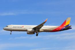 航空フォト:HL8059 アシアナ航空 A321