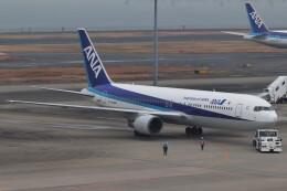 BOEING737MAX-8さんが、羽田空港で撮影した全日空 767-381/ERの航空フォト(飛行機 写真・画像)