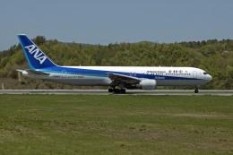 Gambardierさんが、岡山空港で撮影した全日空 767-381/ERの航空フォト(飛行機 写真・画像)