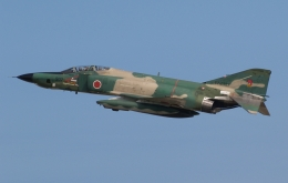 木人さんが、茨城空港で撮影した航空自衛隊 RF-4E Phantom IIの航空フォト(飛行機 写真・画像)