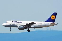 航空フォト:D-AILK ルフトハンザドイツ航空 A319