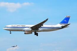 ちっとろむさんが、フランクフルト国際空港で撮影したクウェート航空 A330-243の航空フォト(飛行機 写真・画像)