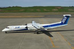 sepia2016さんが、福島空港で撮影したANAウイングス DHC-8-402Q Dash 8の航空フォト(飛行機 写真・画像)