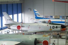 WAiRさんが、浜松基地で撮影した航空自衛隊 F-86D-45の航空フォト(飛行機 写真・画像)