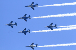 TAK_HND_NRTさんが、米子空港で撮影した航空自衛隊 T-4の航空フォト(飛行機 写真・画像)