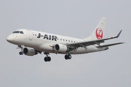 kunimi5007さんが、仙台空港で撮影したジェイエア ERJ-170-100 (ERJ-170STD)の航空フォト(飛行機 写真・画像)