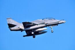 パール大山さんが、横田基地で撮影したアメリカ海兵隊 OA-4M Skyhawkの航空フォト(飛行機 写真・画像)