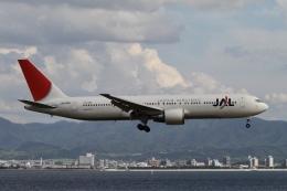 ☆H・I・J☆さんが、関西国際空港で撮影した日本航空 767-346の航空フォト(飛行機 写真・画像)