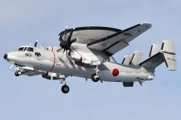 デルタおA330さんが、岐阜基地で撮影した航空自衛隊 E-2C Hawkeyeの航空フォト(飛行機 写真・画像)