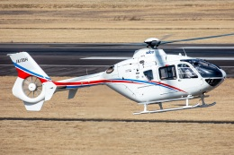 T spotterさんが、名古屋飛行場で撮影した静岡エアコミュータ EC135T2の航空フォト(飛行機 写真・画像)