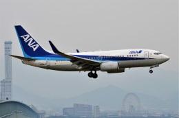 amagoさんが、関西国際空港で撮影した全日空 737-781の航空フォト(飛行機 写真・画像)