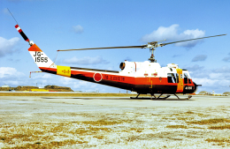 A-330さんが、那覇空港で撮影した陸上自衛隊 UH-1Bの航空フォト(飛行機 写真・画像)