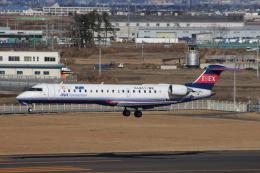 磐城さんが、仙台空港で撮影したアイベックスエアラインズ CL-600-2C10 Regional Jet CRJ-702の航空フォト(飛行機 写真・画像)