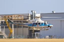レガシィさんが、宇都宮飛行場で撮影した海上保安庁 412EPの航空フォト(飛行機 写真・画像)