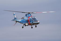 apphgさんが、富士川滑空場で撮影した静岡県警察 A109E Powerの航空フォト(飛行機 写真・画像)